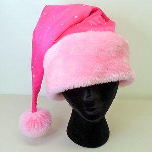 Victoria secret Santa hat
